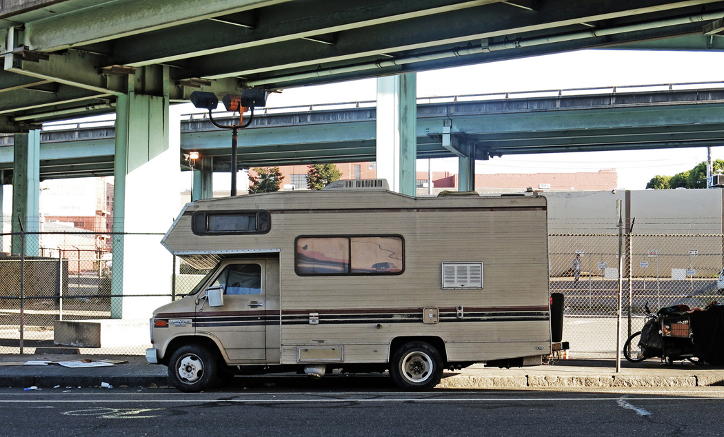 Vehicle Dwellers Will Be Driven Out by Van Ban in S F  | The Street