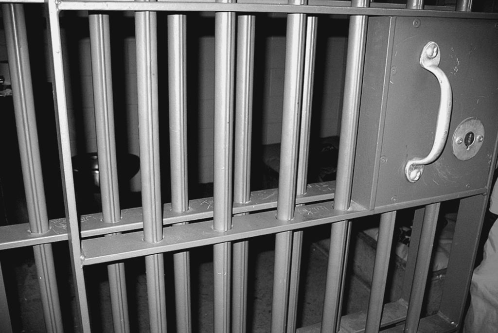 Caption Jails have become the dumping ground for countless people with mental health problems. www.twincitiesdailyphoto.com/