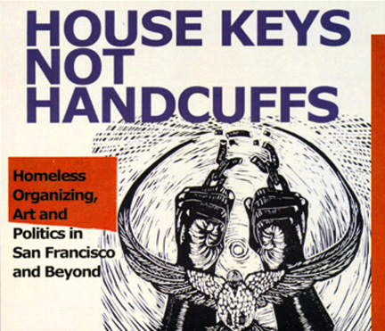 Paul Boden, the director of WRAP, is the author of House Keys Not Handcuffs.