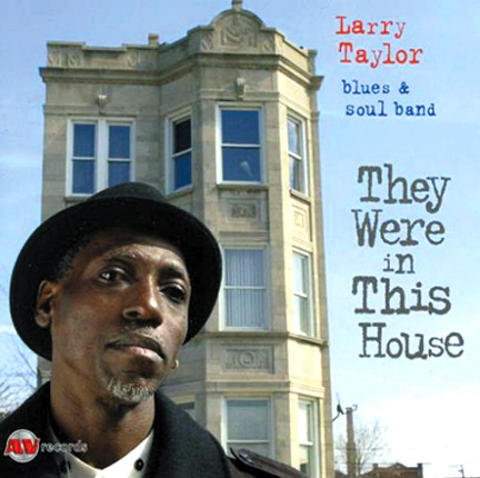 Blues musician Larry Taylor is the son of Eddie Taylor, the masterful guitarist for bluesman Jimmy Reed. Today, Larry carries on the living spirit of Chicago blues.