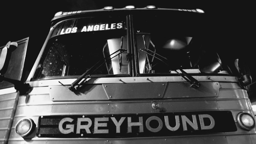 A psychiatric hospital in Las Vegas used Greyhound buses to ship severely disabled patients out of Nevada to other states.