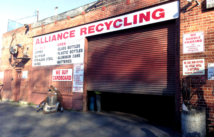 Alliance Recycling in West Oakland faces closure this summer due to an intolerant public and City Council.