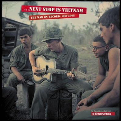 """Next Stop Is Vietnam"" is a massive Bear Family box set with 13 CDs of Vietnam-era songs. Its title comes from Country Joe's anti-war song, and McDonald wrote the forward."